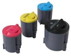 Compatible Samsung CLP-K300A Black CLP-C300A Cyan CLP-M300A Magenta CLP-Y300A Yellow Laser Toner Cartridge