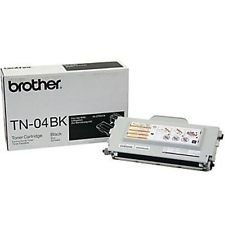 Brother TN04BK Black TN04C Cyan TN04M Magenta TN04Y Yellow Genuine Toner Cartridge