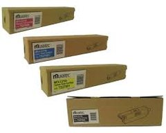 Muratec TS2700K Black TS2700C Cyan TS2700M Magenta TS2700Y Yellow Genuine Toner Cartridge