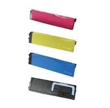 Kyocera Mita 1T02HM0US0 TK552K Black, 1T02HMCUS0 TK552C Cyan, 1T02HMBUS0 TK552M Magenta, 1T02HMAUS0 TK552Y Yellow TK552 Compatible Toner Cartridge