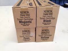 Xerox 106R01147 Black 106R01144 Cyan 106R01145 Magenta 106R01146 Yellow Genuine Toner Cartridge. Xerox 108R645 108R00645 Genuine Imaging Unit.