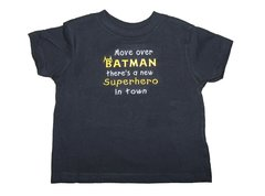 Infant and toddler Batman t-shirt