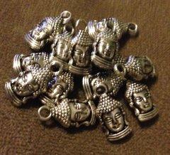 306. Buddha Head Pendant