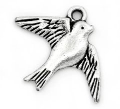 753. Flying Sparrow Pendant