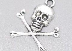 528. Skull on Crossbones