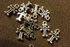 341. Tiny Cross Pendant