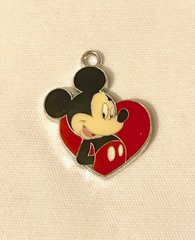 1779. Mickey Heart Pendant