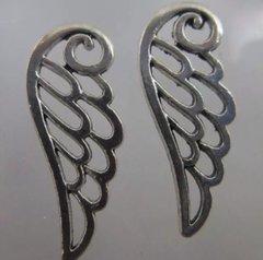 321. Hollow Wing Pendant