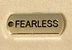 1792. Fearless Pendant
