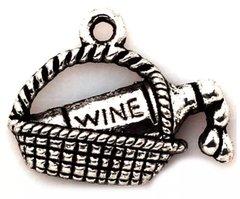 23. Wine Basket Pendant