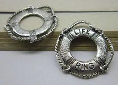 651. Life Ring Pendant
