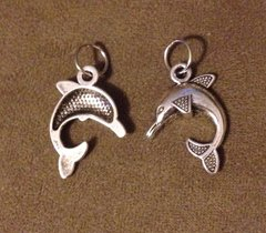 516. Dolphin Pendant