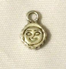 853. Tiny Sun Pendant