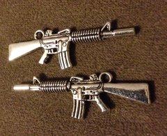 361. M16 Rifle Gun Pendant