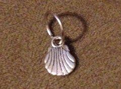 623. Beach Seashell Pendant