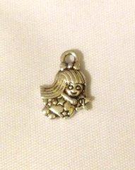 1554. Angel pendant