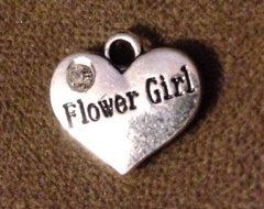 286. Flower Girl Pendant