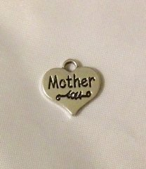 1211. Heart Mother Pendant