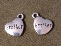 1137. Brother Pendant