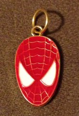 925. Spiderman Pendant