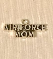 1746. Air force Mom Pendant