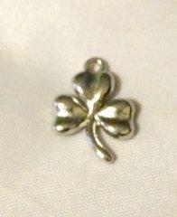329. Shamrock Three Leaf Clover Pendant