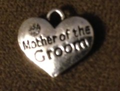 284. Mother of the Groom Pendant