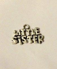 1377. Little Sister Pendant