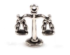 88. Lawyer Scales Pendant