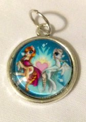1203. My Little Pony Pendant