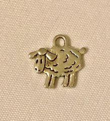1638. Sheep Pendant