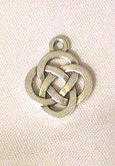 1499. Celtic Knot Pendant