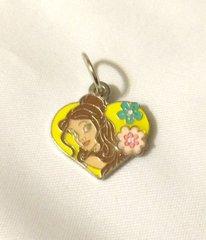 1325. Heart Shaped Belle Pendant
