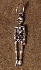 521. Skeleton Pendant