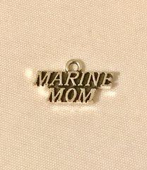 1748. Marine Mom Pendant