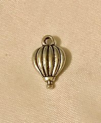 1707. Hot Air Balloon Pendant