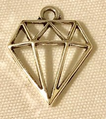1811. Diamond Pendant