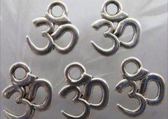 300. Ohm Symbol Pendant