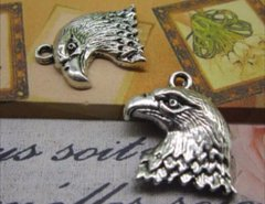 737. Eagle Head Pendant