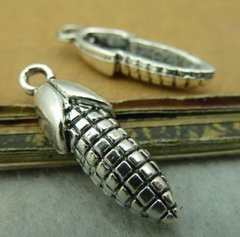 145. Corn on the Cob Pendant