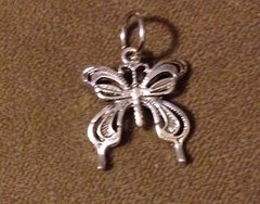 658. Large Butterfly Pendant