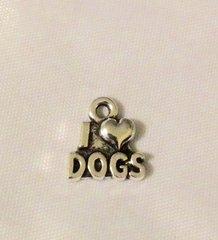 1248. I love Dogs Pendant