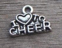 49. I love to Cheer Pendant