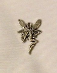 735. Winged Fairy Pendant