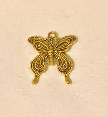 520. Large Butterfly Pendant