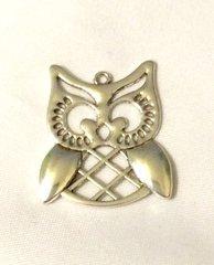 1360. Large Owl Pendant