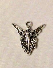 730. Open Winged Fairy Pendant