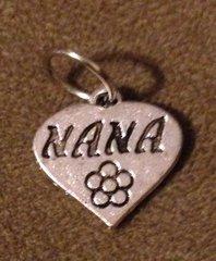 972. NANA Heart Pendant