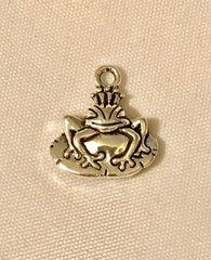 663. Frog Prince Pendant