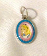 1265. Alice in Wonderland Pendant